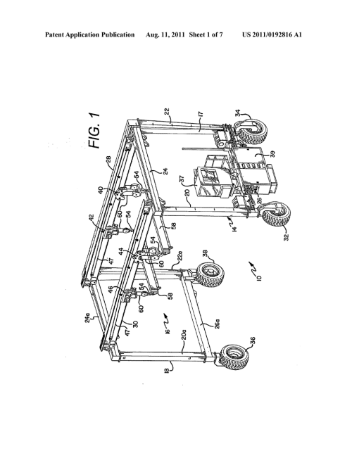 small resolution of powered auxiliary hoist mechanism for a gantry crane diagram schematic and image 02