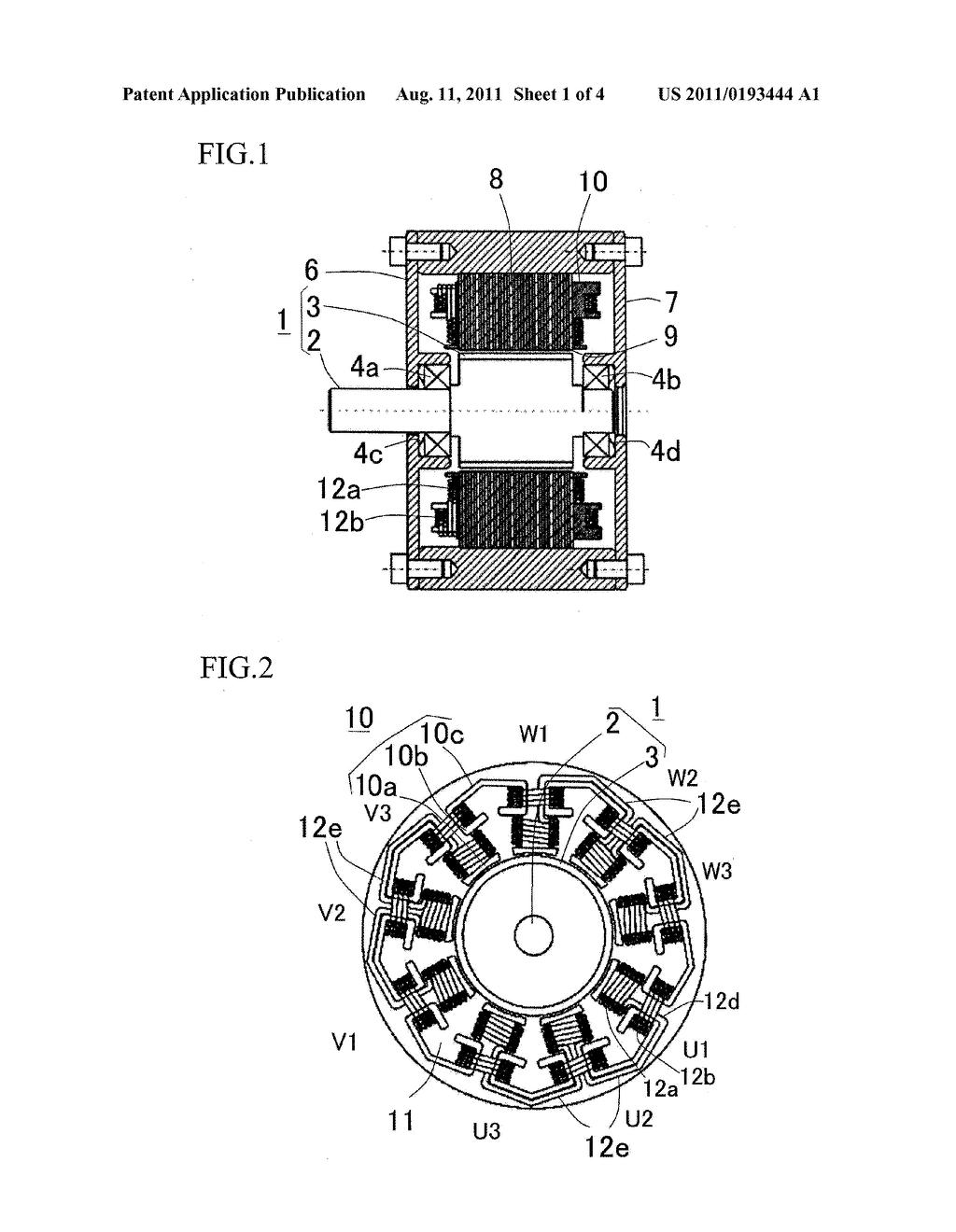 Motor Schematic