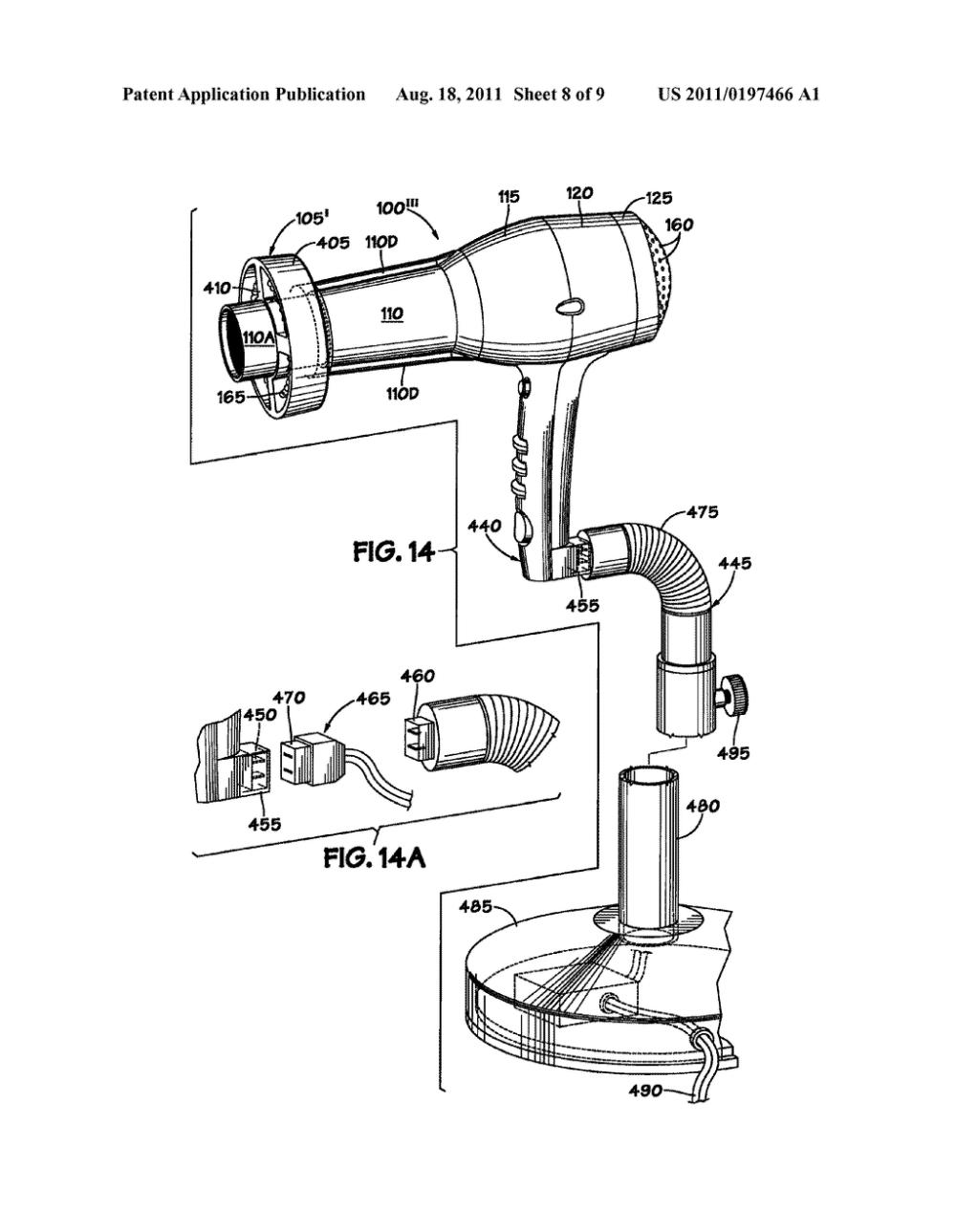 medium resolution of hair dryer diagram schematic and image 09 hair dryer repair ottawa hair dryer diagram