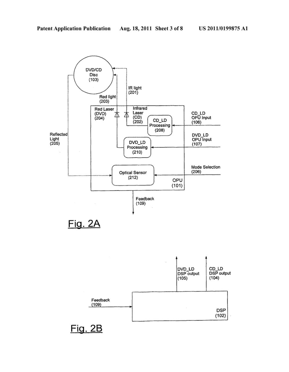 medium resolution of cd dvd mode selection control using laser diode voltage diagram schematic and image 04