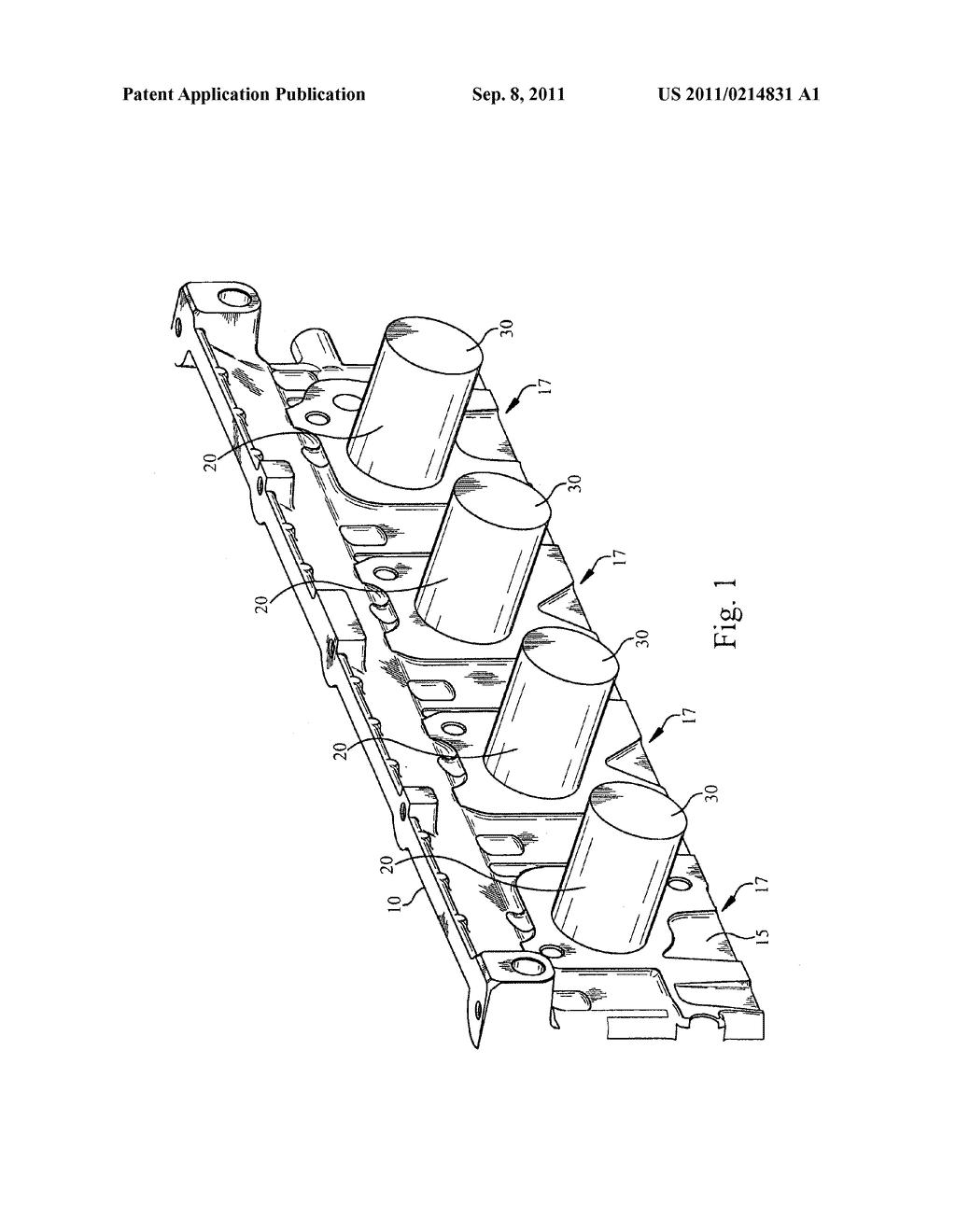 Dohc Cylinder Head Diagram