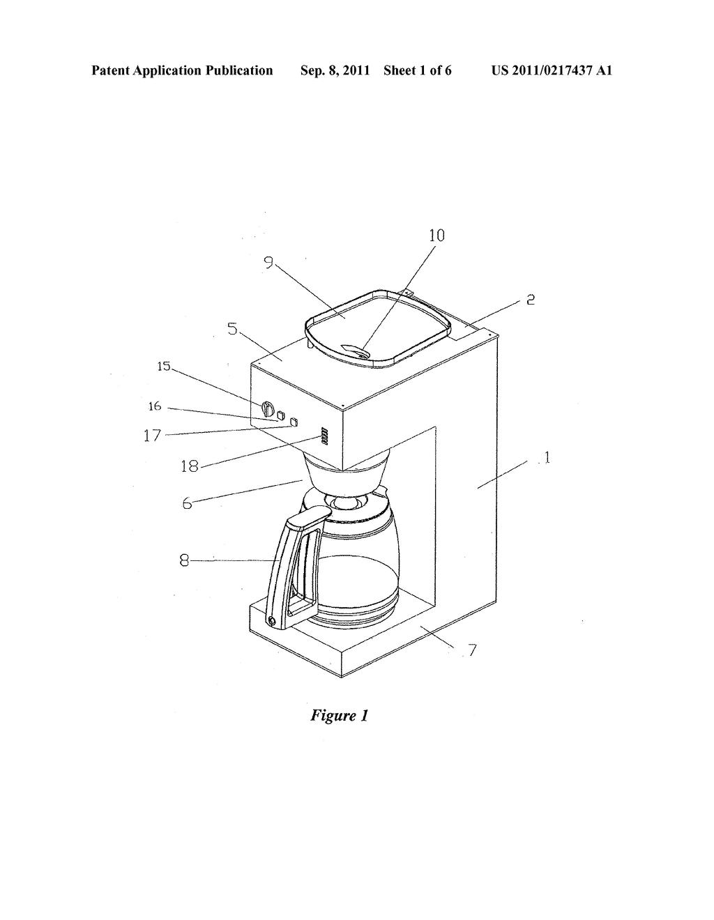 Basic Coffee Machine Wiring Diagram
