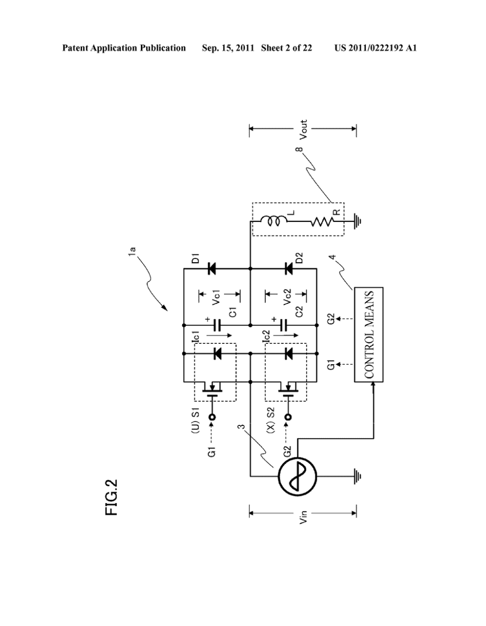 medium resolution of magnetic energy regeneration switch provided with protection circuit diagram schematic and image 03