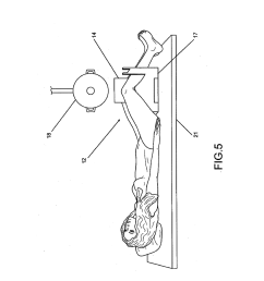 patient positioning device and method for obtaining bent knee x ray views diagram schematic and image 06 [ 1024 x 1320 Pixel ]