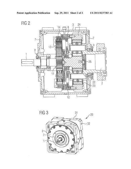 small resolution of planetary gearbox diagram schematic and image 03 rh patentsencyclopedia com differential gear box schematic diagram schematic
