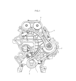 noise reducing device for timing chain of diesel engine diagram schematic and image 02 [ 1024 x 1320 Pixel ]
