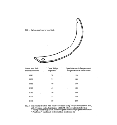 archery bow diagram [ 1024 x 1320 Pixel ]