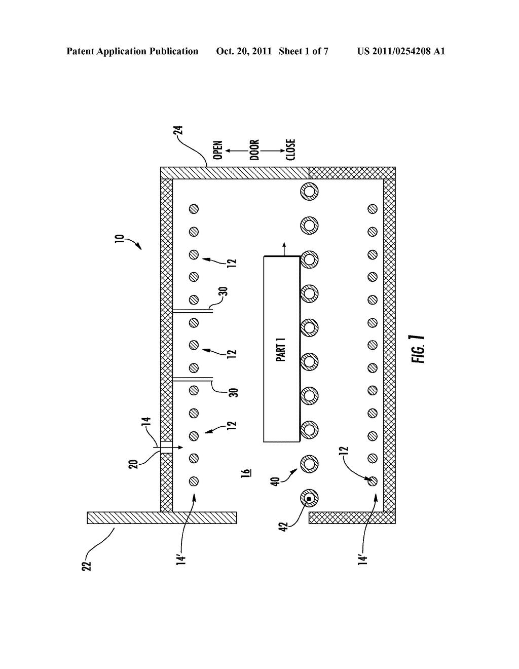 hight resolution of heat treatment diagram