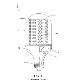 led light parts diagram wiring diagram origin hps bulb diagram led bulb diagram [ 1024 x 1320 Pixel ]