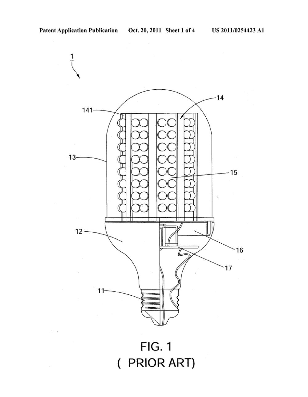 medium resolution of led light parts diagram wiring diagram origin hps bulb diagram led bulb diagram