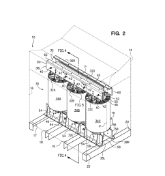 passive air cooling of a dry type electrical transformer diagram schematic and image 03 [ 1024 x 1320 Pixel ]