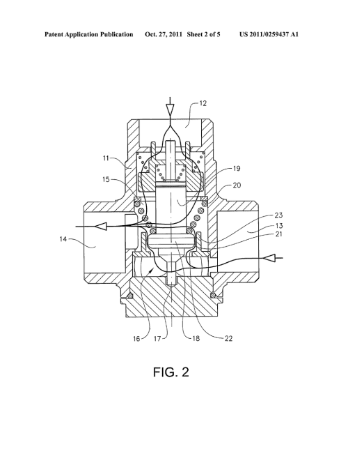 small resolution of thermostatic mixing valve for a domestic heating system diagram schematic and image 03