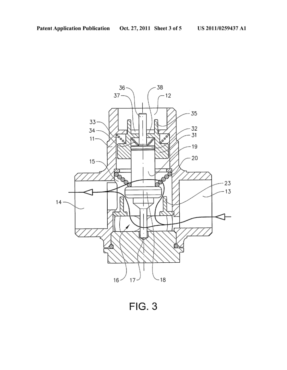 medium resolution of thermostatic mixing valve for a domestic heating system diagram schematic and image 04