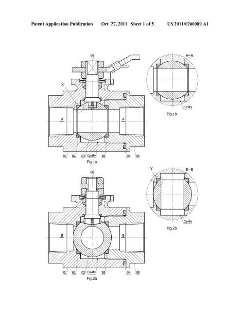 small resolution of ball valve seats and ball valves designed with equilateral triangle section methods diagram schematic and image 02