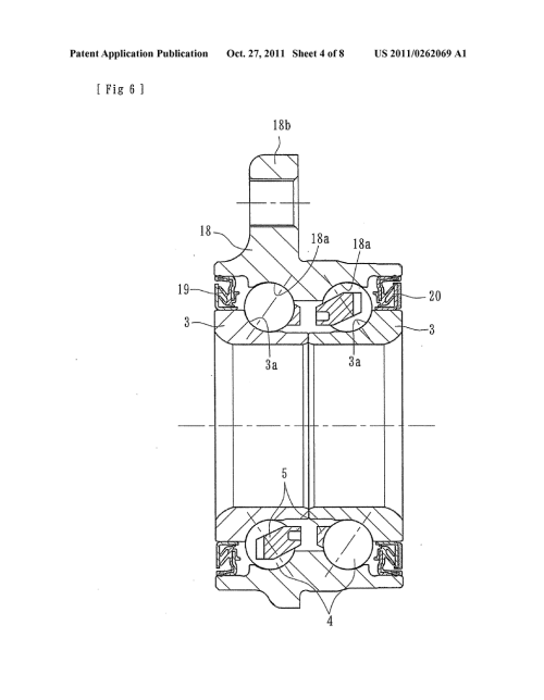 small resolution of wheel bearing seal and a wheel bearing apparatus provided with the wheel bearing seal diagram schematic and image 05