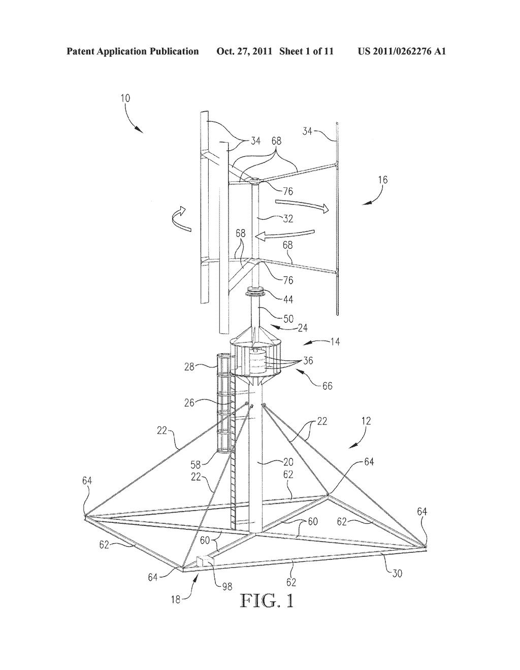 hight resolution of wind turbine schematic