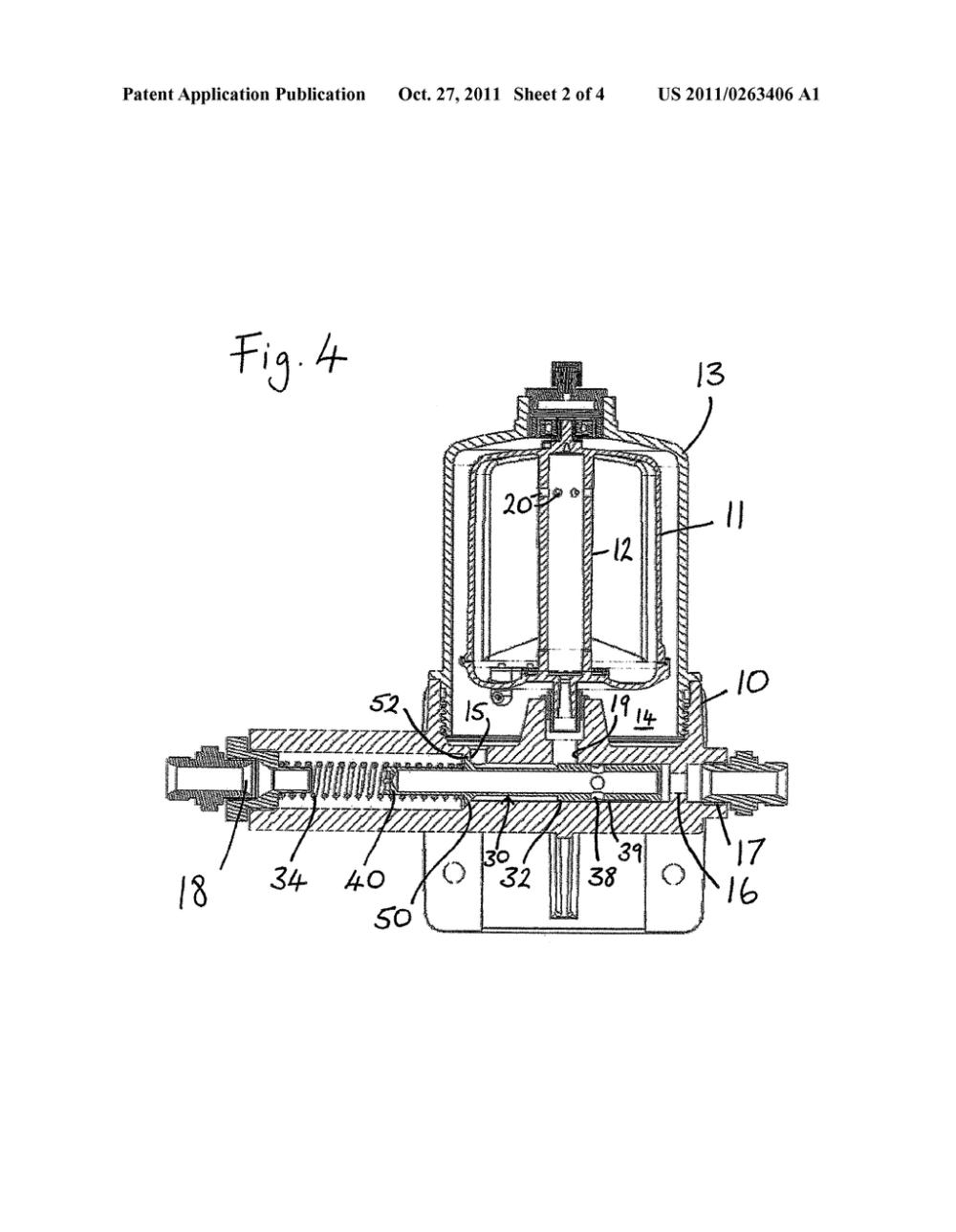 medium resolution of centrifugal separator with venturi arrangement diagram schematic and image 03