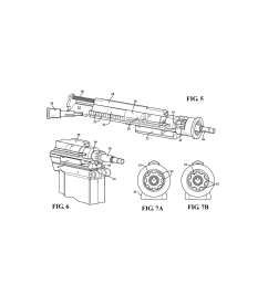 chamber insert lock installed within an ar 15 16 barrel extension for locating and reducing movement of an associated sub caliber action diagram  [ 1024 x 1320 Pixel ]