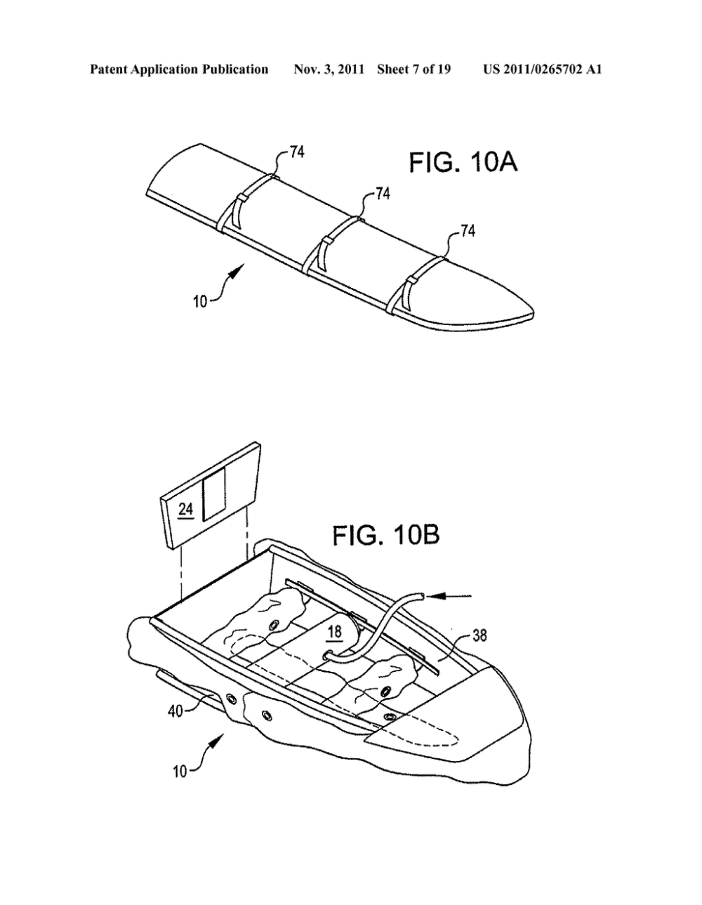 medium resolution of folding transom for a collapsible boat diagram schematic and image 08