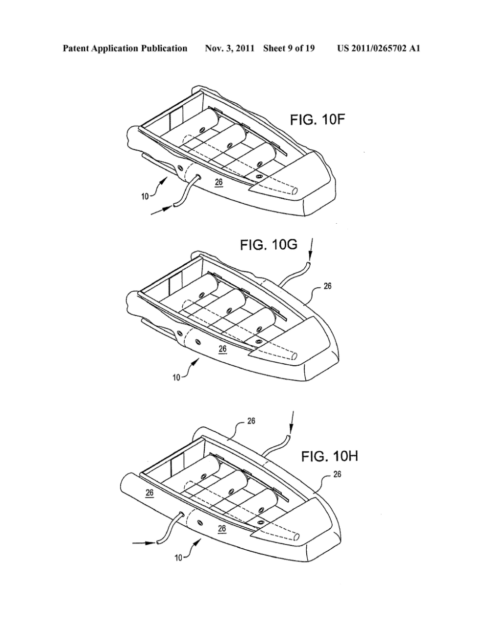 medium resolution of folding transom for a collapsible boat diagram schematic and image 10