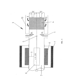 centrifugal oil separator for an aircraft engine diagram schematic and image 02 [ 1024 x 1320 Pixel ]