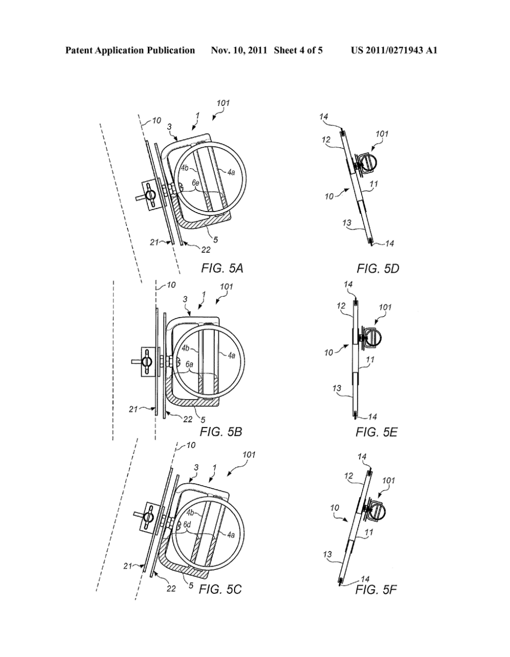 medium resolution of distance compensation sight device for aiming an archery bow diagram schematic and image 05