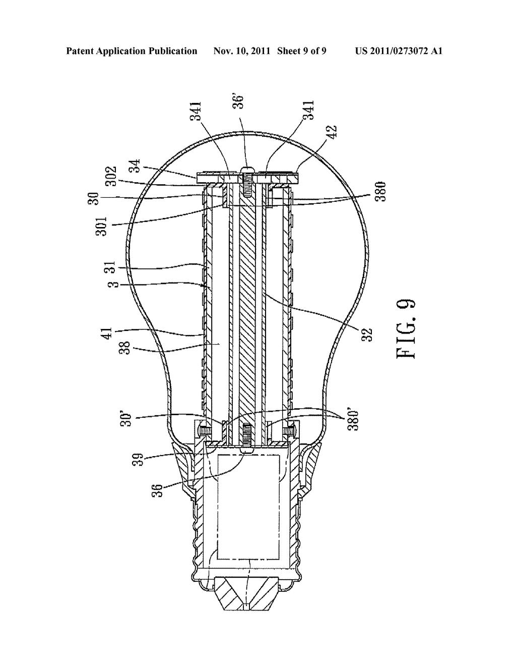 Light Bulb Schematic
