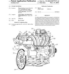 engine with intake manifold diagram [ 1024 x 1320 Pixel ]