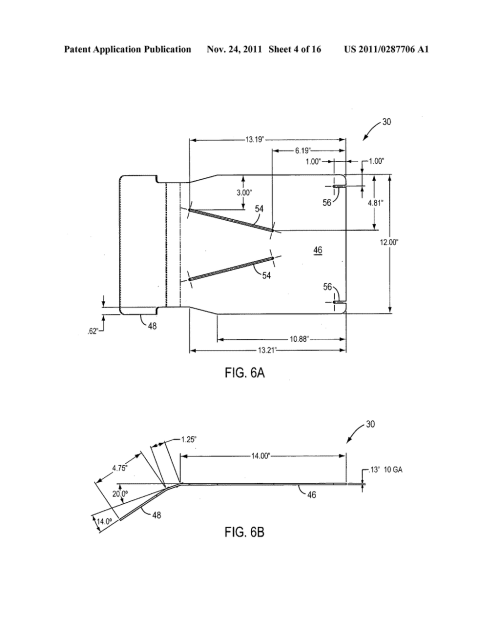 small resolution of diffuser for aircraft heating and air conditioning system diagram schematic and image 05