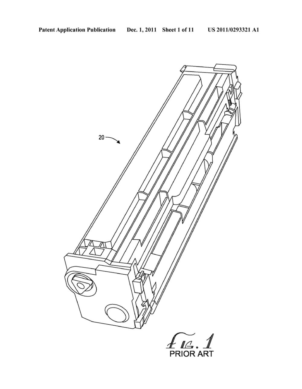 medium resolution of laser printer cartridge with increased toner storage capacity diagram schematic and image 02