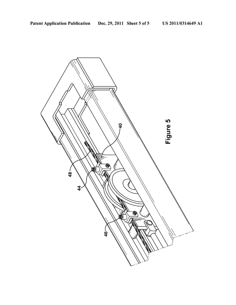 medium resolution of system and method for garage door counterbalance diagram schematic and image 06