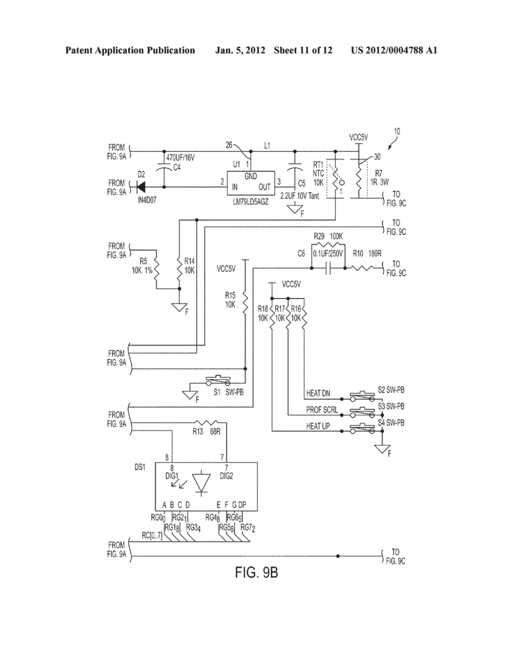 medium resolution of heating blanket with control circuit and safety wire diagram electric scooter controller wiring diagram heating blanket