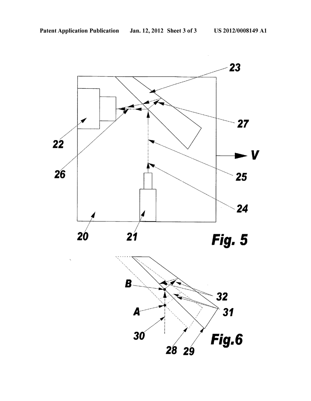 hight resolution of velometer navigational apparatus and methods for direct measurement of object s own velocity diagram schematic and image 04
