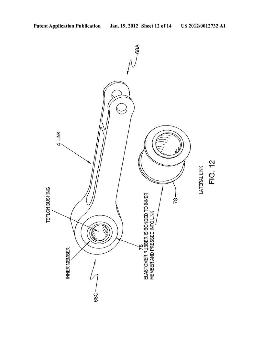 medium resolution of helicopter engine mounting system and methods diagram schematic and image 13