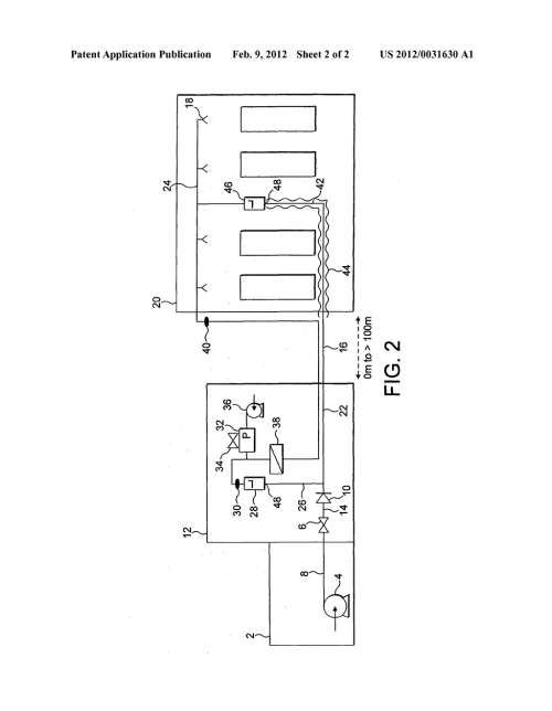 small resolution of dry pipe sprinkler system diagram schematic and image 03 sprinkler riser system piping sprinkler riser diagram