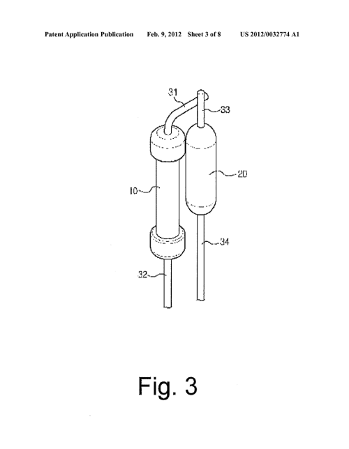 small resolution of thermal fuse resistor manufacturing method thereof and installation method thereof diagram schematic and image 04