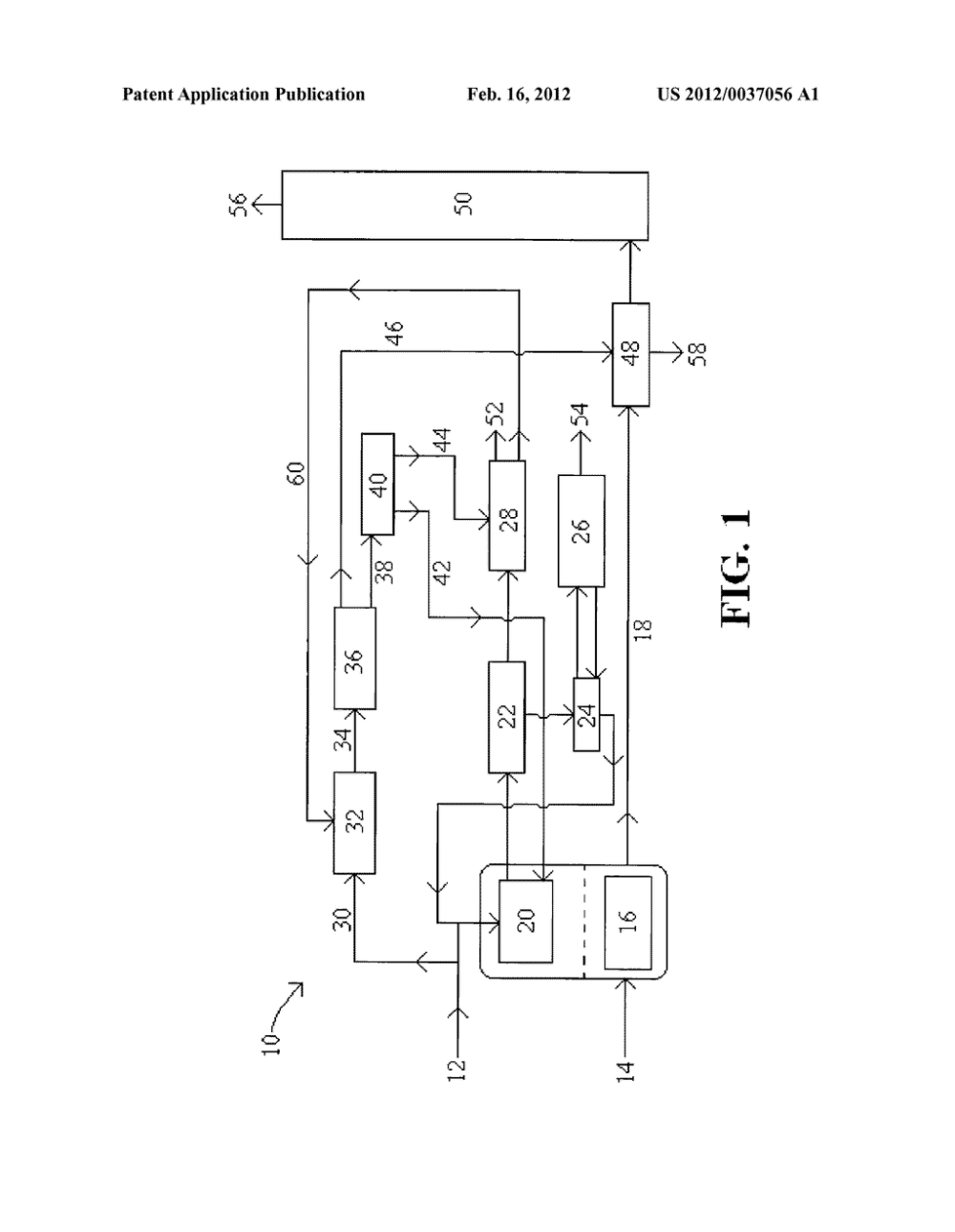 medium resolution of process for operating a fossil fuel fired power plant diagram schematic and image 02