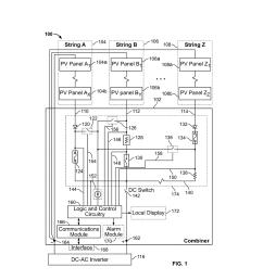 solar combiner with integrated string current monitoring diagramsolar combiner schematics 12 [ 1024 x 1320 Pixel ]