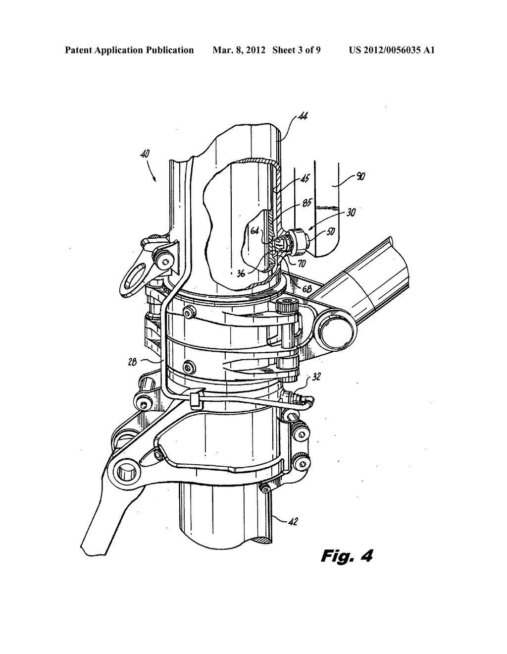 hight resolution of shrink shock strut locking mechanism for retractable aircraft landing gear diagram schematic and image 04
