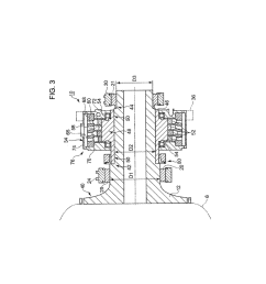 hydraulic pump structure for wind turbine generator or tidal current generator and method of mounting hydraulic pump diagram schematic and image 03 [ 1024 x 1320 Pixel ]
