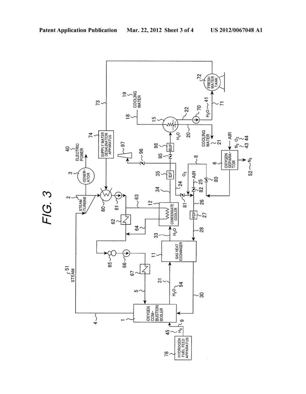 medium resolution of multipurpose thermal power plant system diagram schematic and image 04