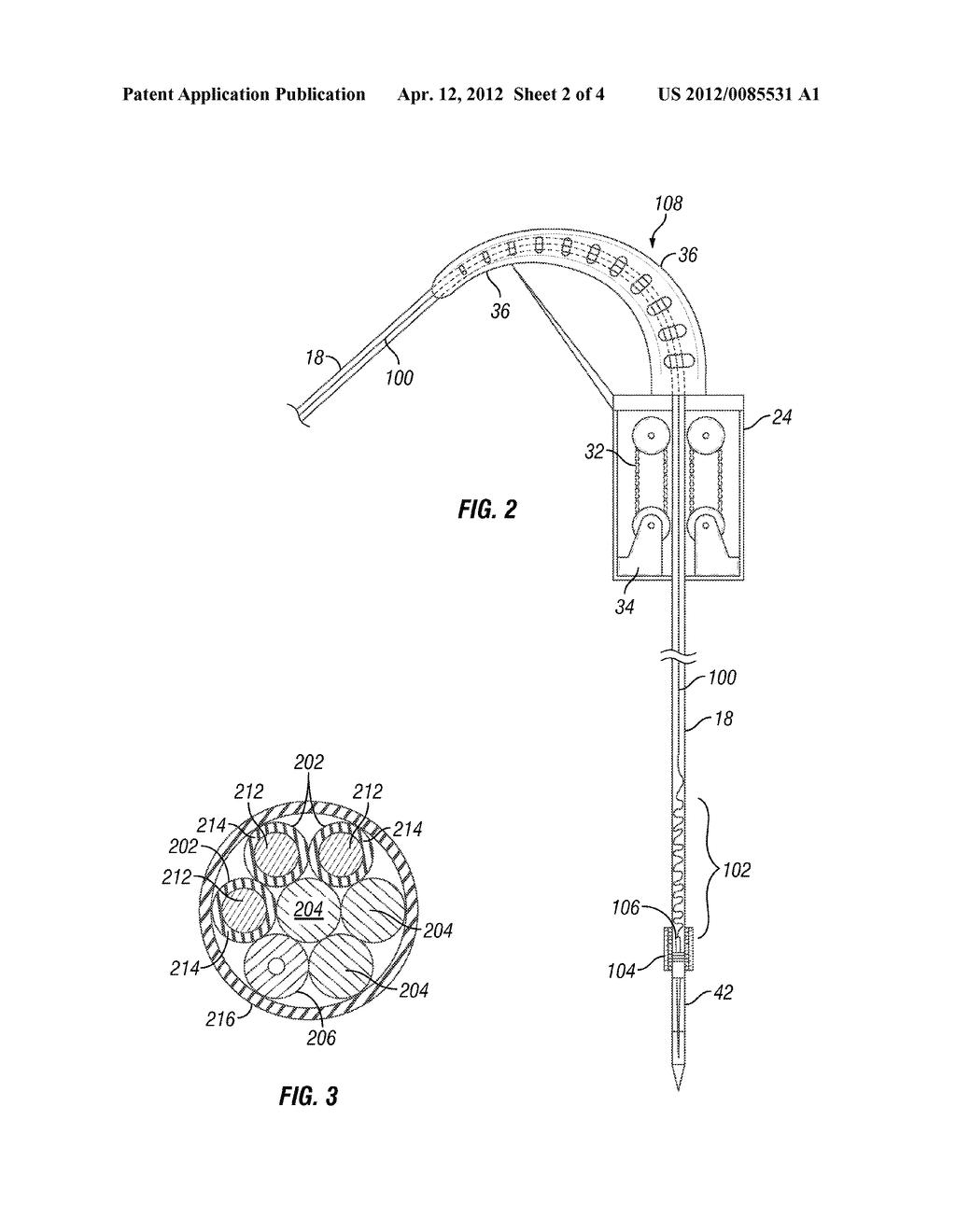 Coil Tubing Diagram