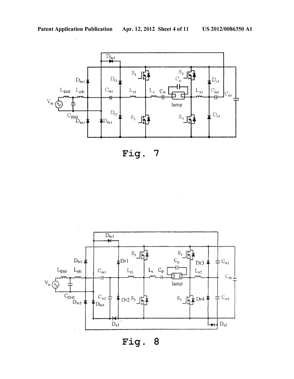 hight resolution of full bridge electronic ballast having simplified continuous conduction mode charge pump pfc circuit diagram schematic and image 05