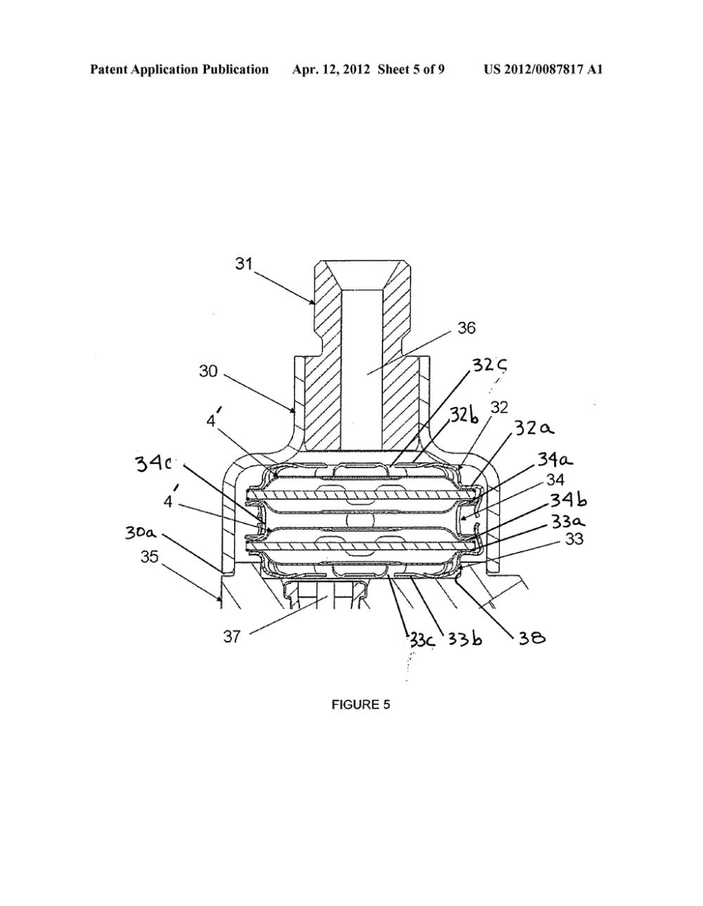 medium resolution of three element diaphragm damper for fuel pump diagram schematic and image 06