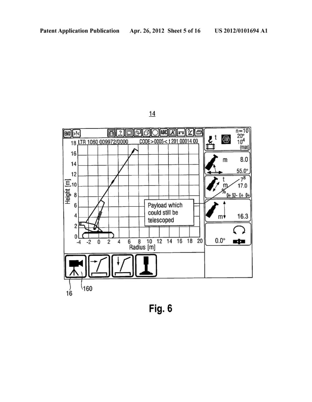 medium resolution of crane particularly crawler crane or mobile crane diagram schematic and image 06