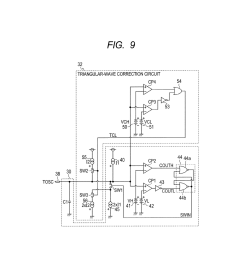 pulse width modulation circuit and voltage feedback class d amplifier circuit diagram schematic and image 10 [ 1024 x 1320 Pixel ]
