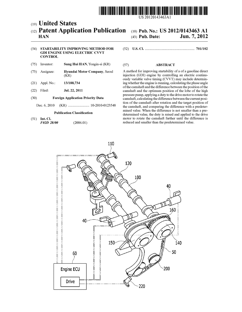hight resolution of startability improving method for gdi engine using electric cvvt control diagram schematic and image 01