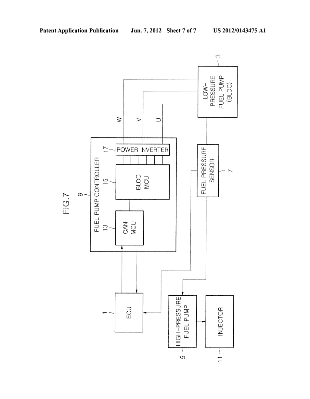 medium resolution of fuel supply system for gdi engine and control method thereof diagram schematic and image 08
