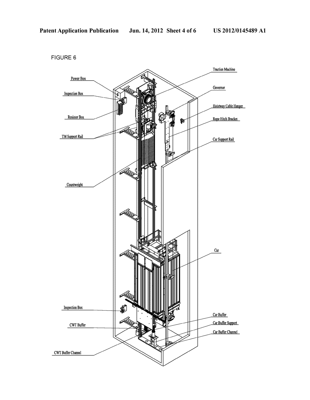 Elevator Machine Roomless