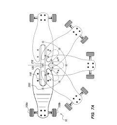 three wheeled scooter with rear skate truck and fixed front wheel diagram schematic and image 10 [ 1024 x 1320 Pixel ]